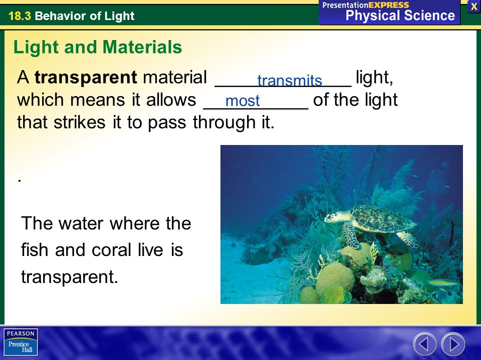 a1700a304d7f 18.3 Key Concepts What three types of materials affect the - ppt ...