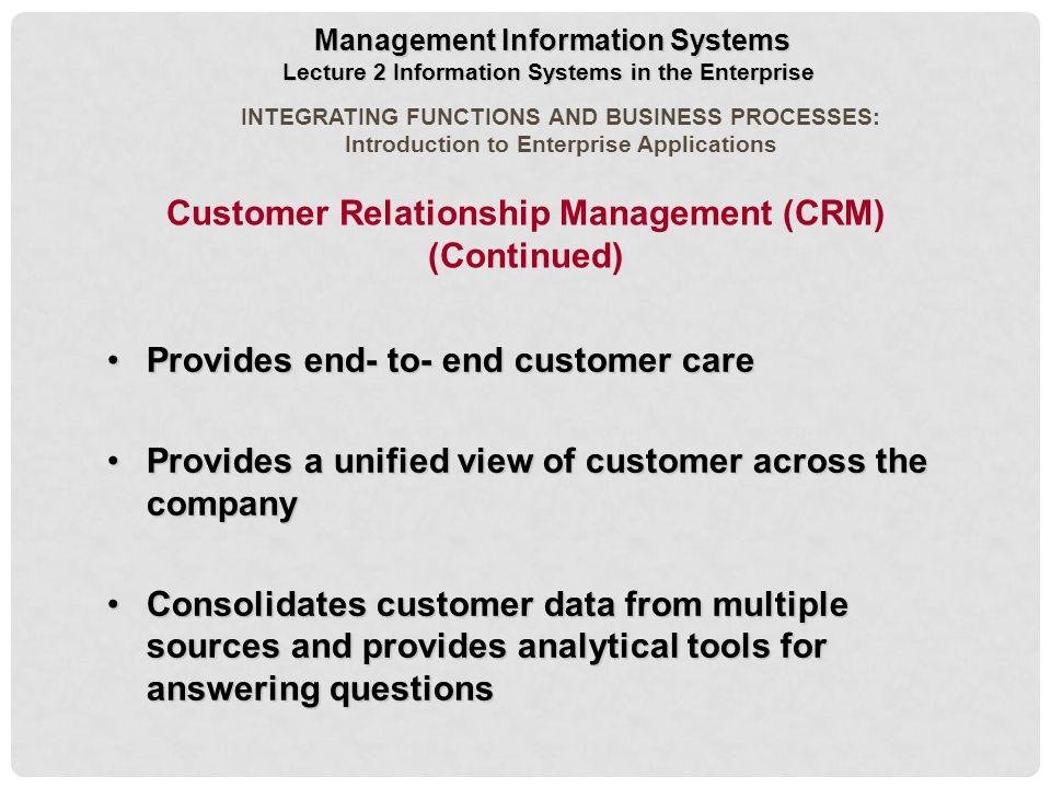 customer care management system pdf