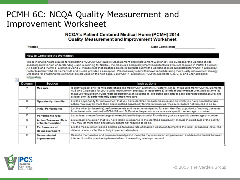 Delving Into PCMH Standards - ppt video online download
