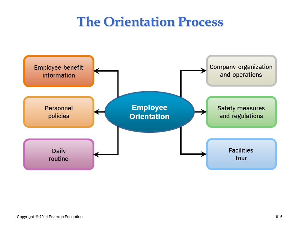 The Orientation Process