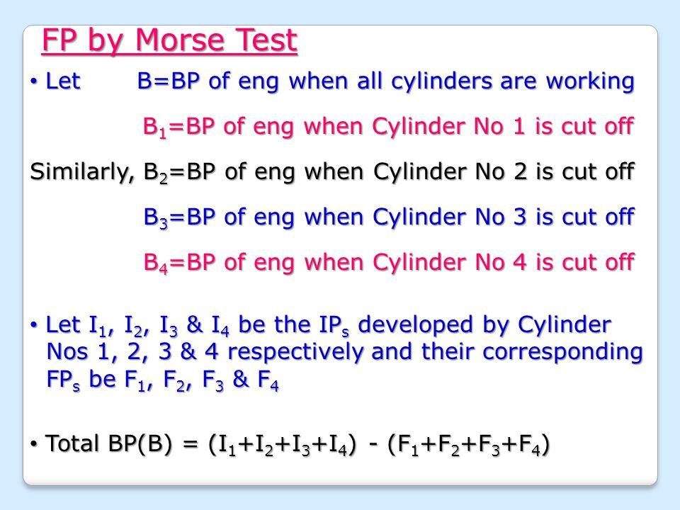 Morse test | cylinder (engine) | engines.