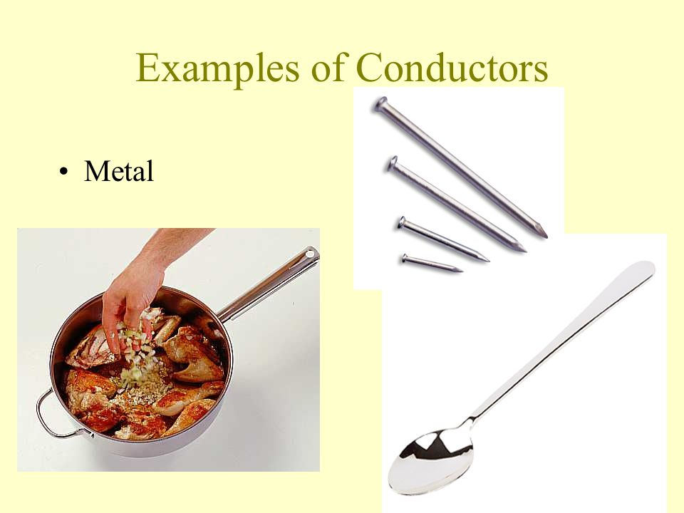 Insulators And Conductors Ppt Video Online Download