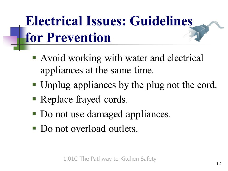 Electrical Issues: Guidelines for Prevention
