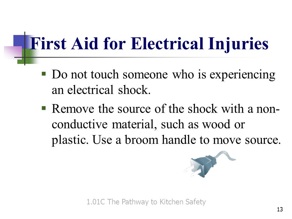First Aid for Electrical Injuries