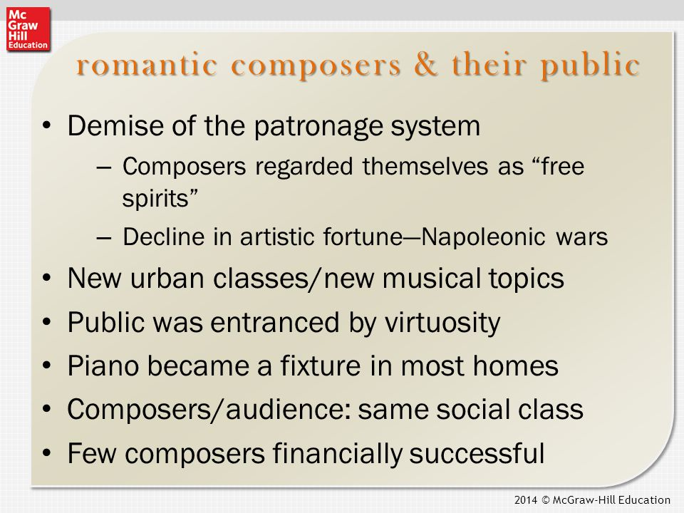 Part V: the romantic period (1820 – 1900) - ppt video online