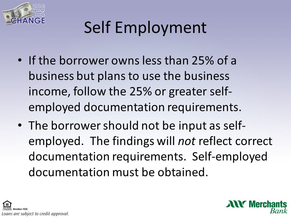 Welcome To the Merchants Bank Correspondent Training - ppt video ...