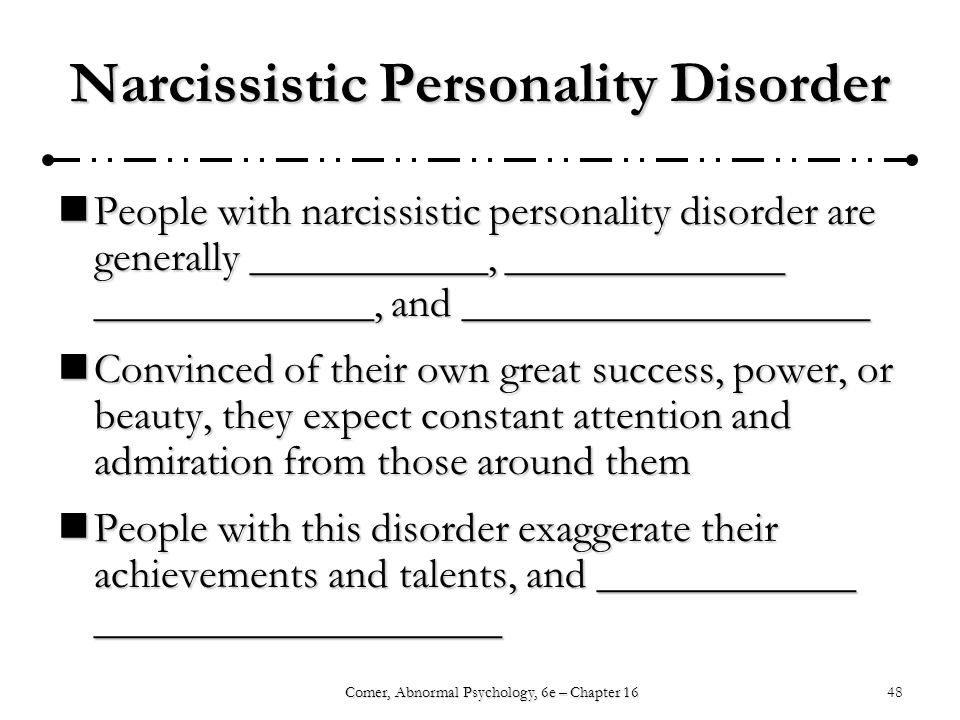what is personality disorder pdf