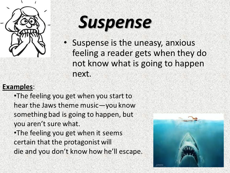 suspense in romeo and juliet