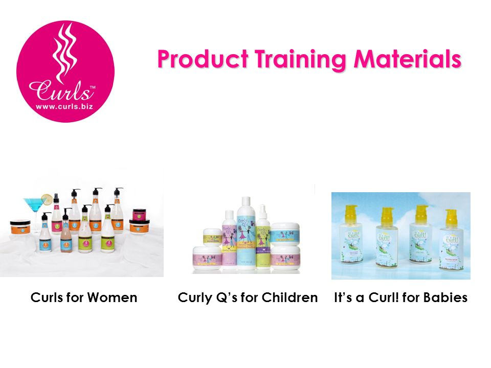Product Training Materials