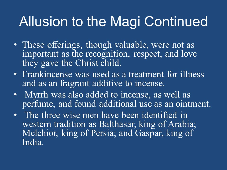 the gift of the magi theme of love