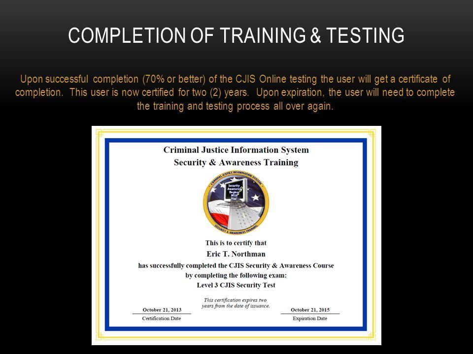 Understanding CJIS Online - ppt video online download