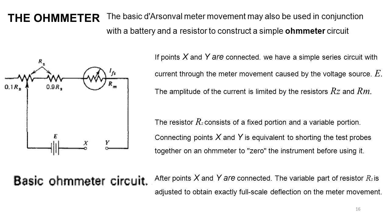Voltmeter Loading Effects Ppt Video Online Download Interactive Voltage Divider Calculator Conceptselectronicscom 16 The