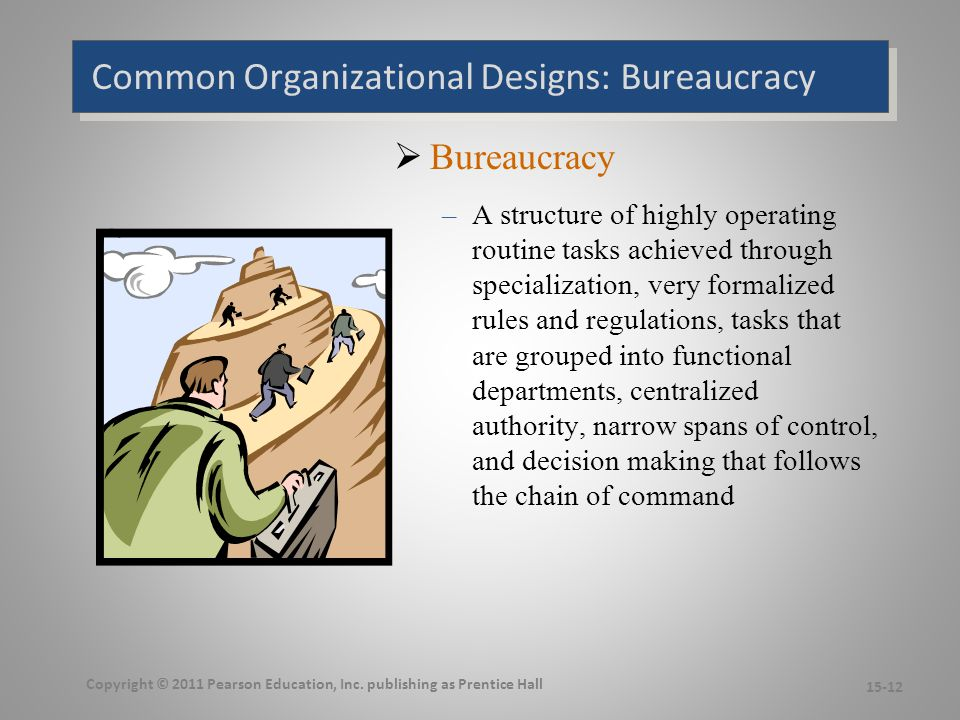 An Assessment of Bureaucracies