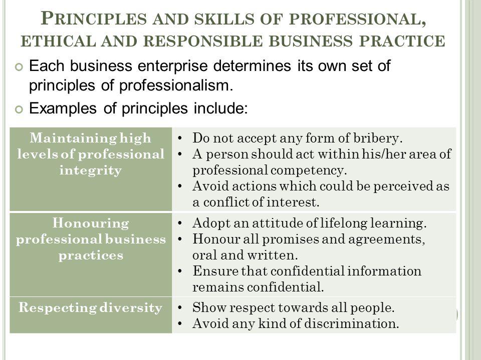 principles of business ethics pdf