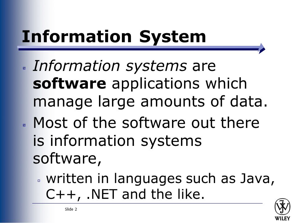 System Analysis And Design Sad Ppt Download