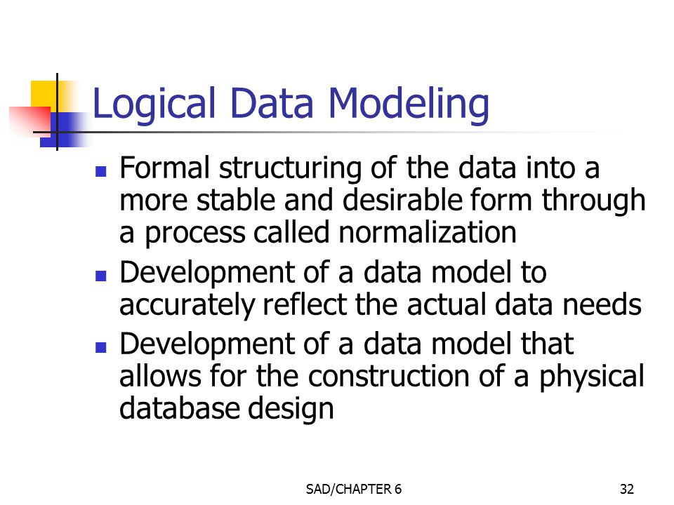 Modeling The Data Conceptual And Logical Data Modeling Ppt Download