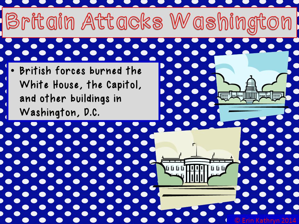 Britain Attacks Washington