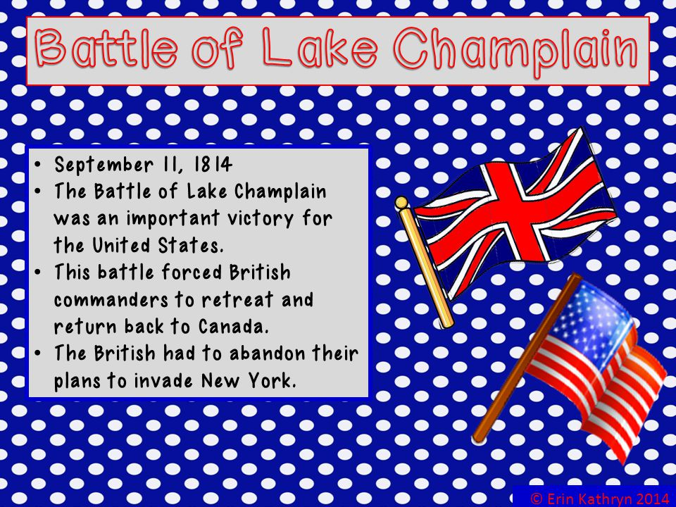 Battle of Lake Champlain