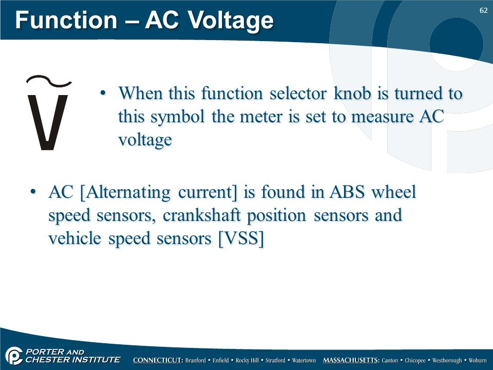 Using the EEDM504D DVOM. - ppt download