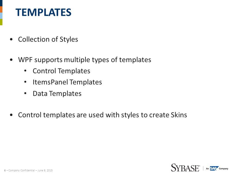 Customizing XAML Skins for PowerBuilder.NET WPF Applications - ppt ...