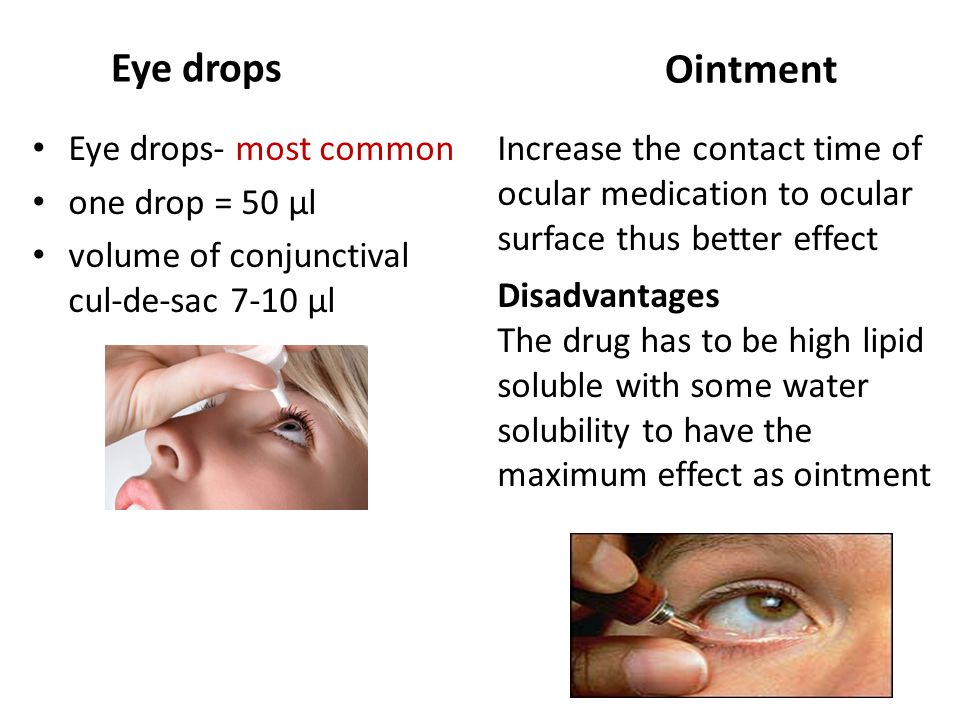 Pharmacology of drugs acting on the eye - ppt download