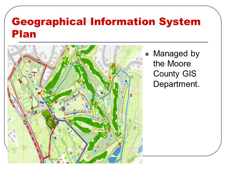 Geographical Information System Plan