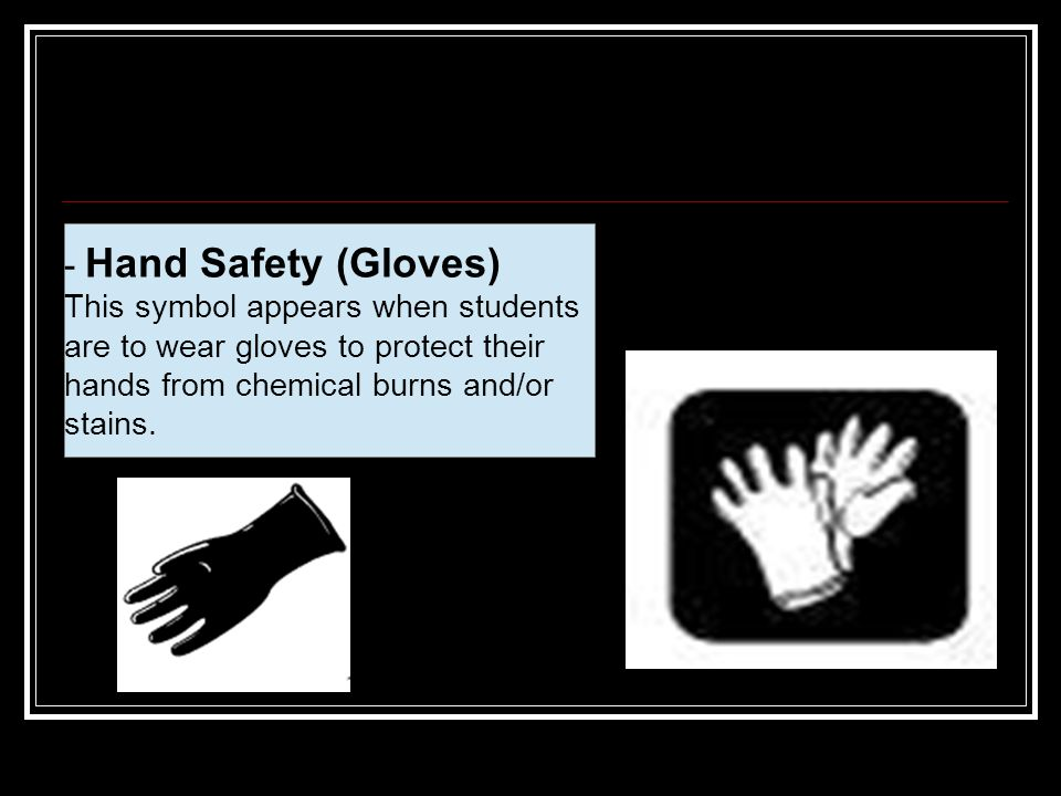 Safety Symbols Ppt Video Online Download
