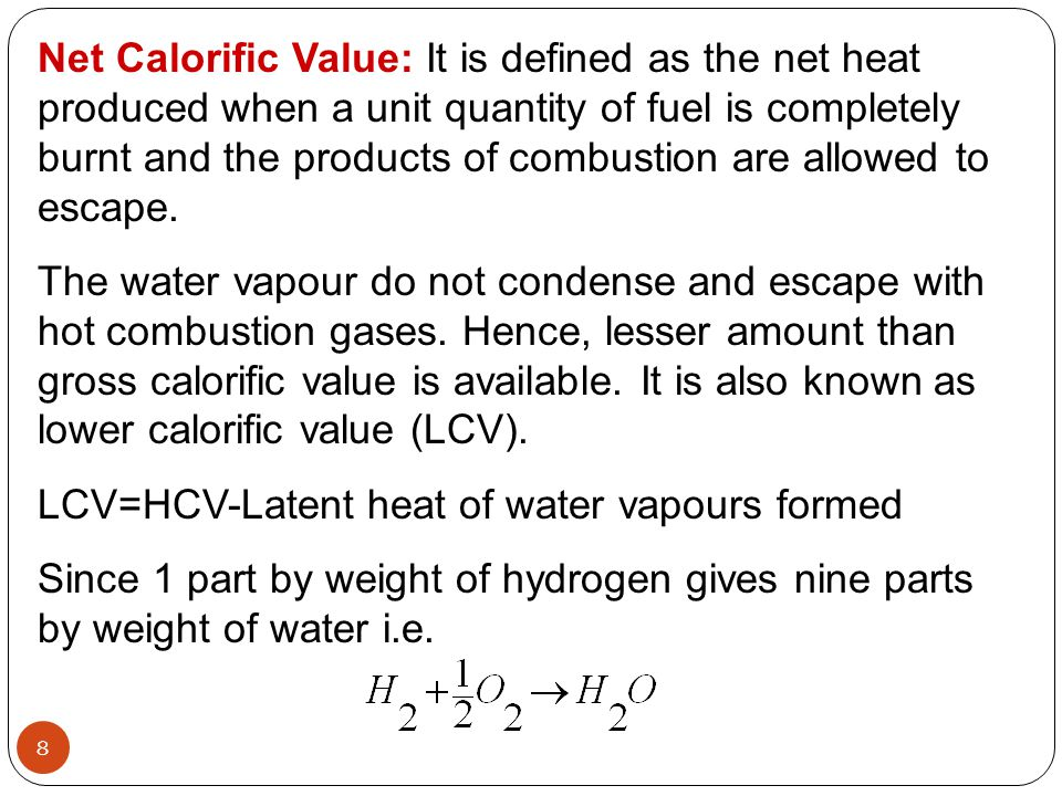 latent heat of lpg