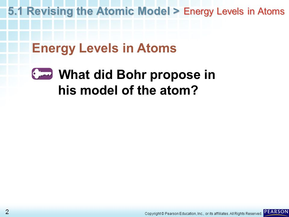 Chapter 5 Electrons In Atoms 51 Revising The Atomic Model Ppt. What Did Bohr Propose In His Model Of The Atom. Worksheet. Chapter 5 Electrons In Atoms Worksheet With Answers At Mspartners.co