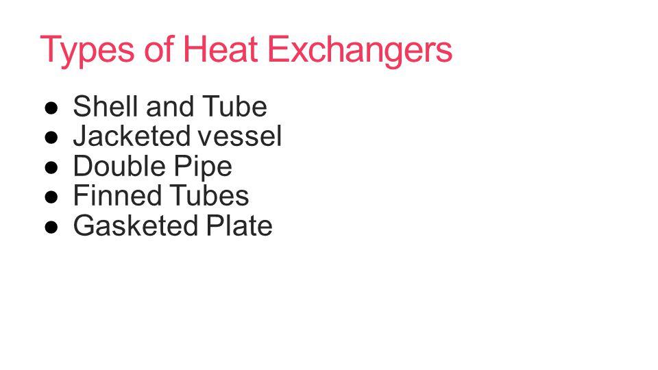 types of heat transfer pdf