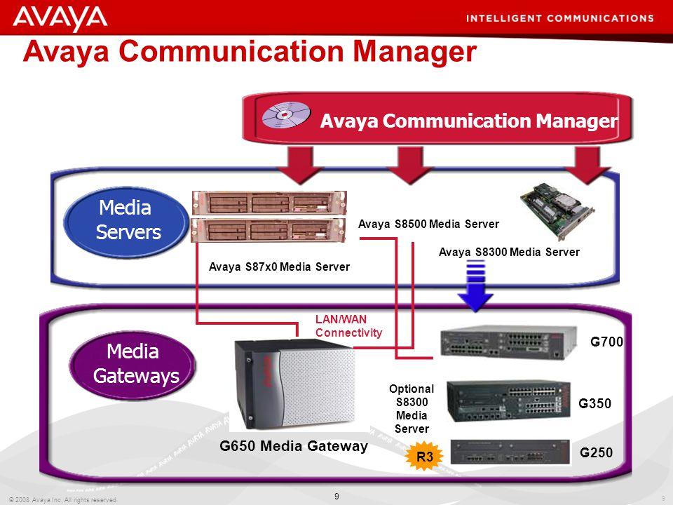 Avaya IP Telephony Using Avaya Communication Manager What ...
