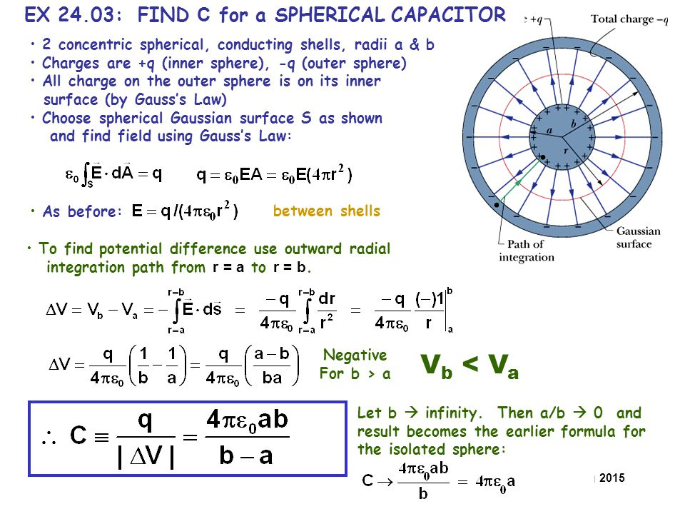 how to find the charge on a capacitor differential