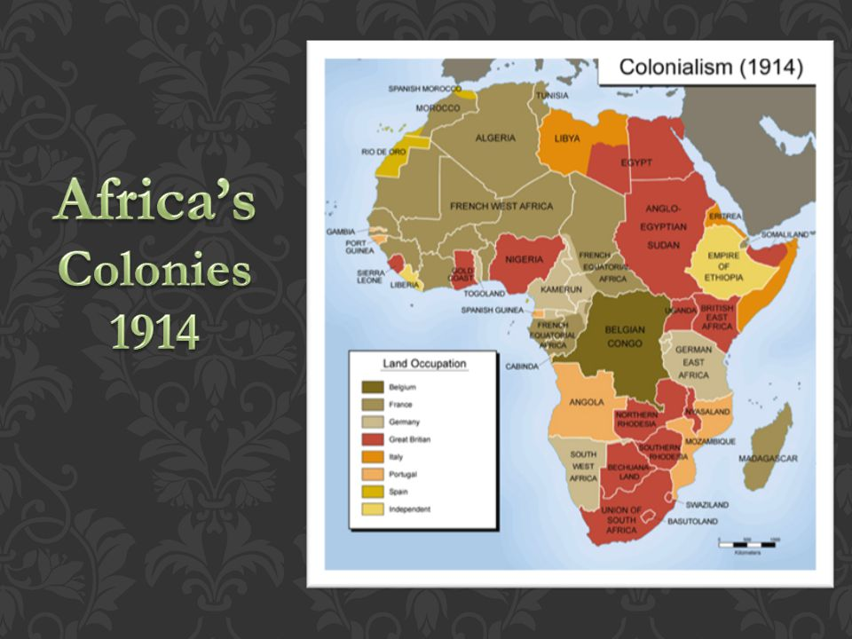Industrialism thursday january 29th read background essay ppt 16 africas colonies 1914 gumiabroncs Gallery