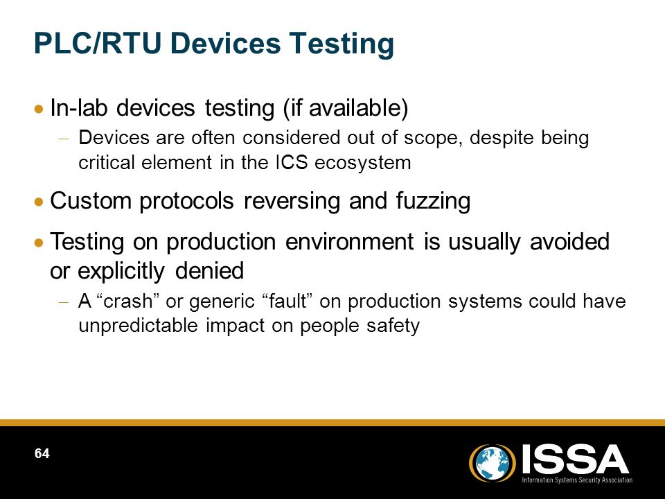 What? You didn't know Computers Control you? / ICS and SCADA
