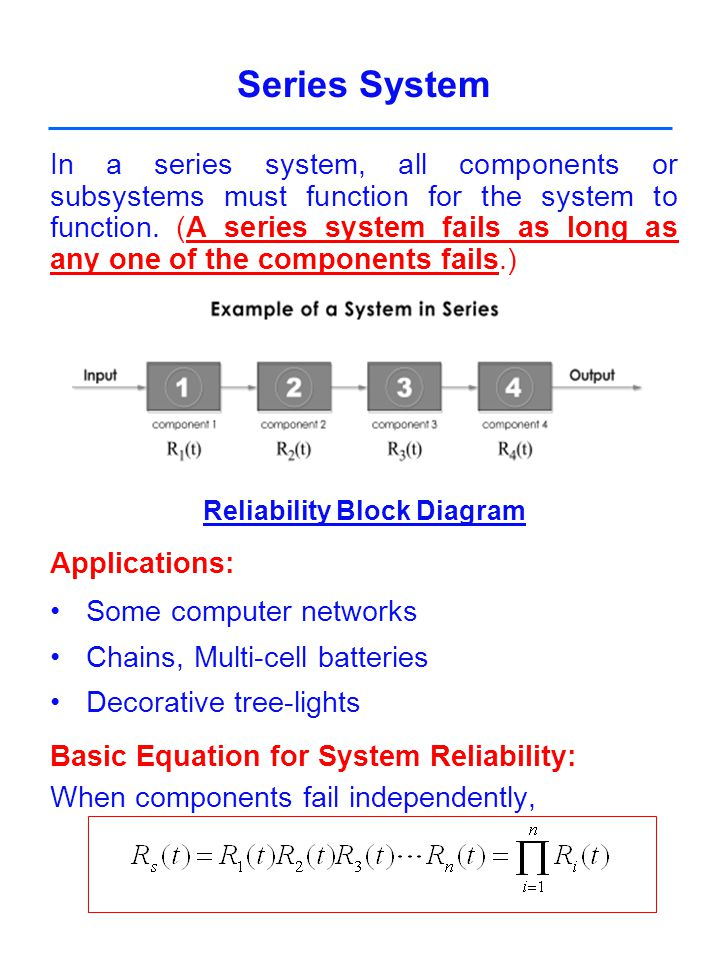 reliability block diagram 2 out of 3 reliability of systems ppt video online download  reliability of systems ppt video