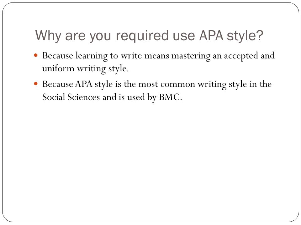 APA 6th Ed Citing Referencing Ppt Video Online Download
