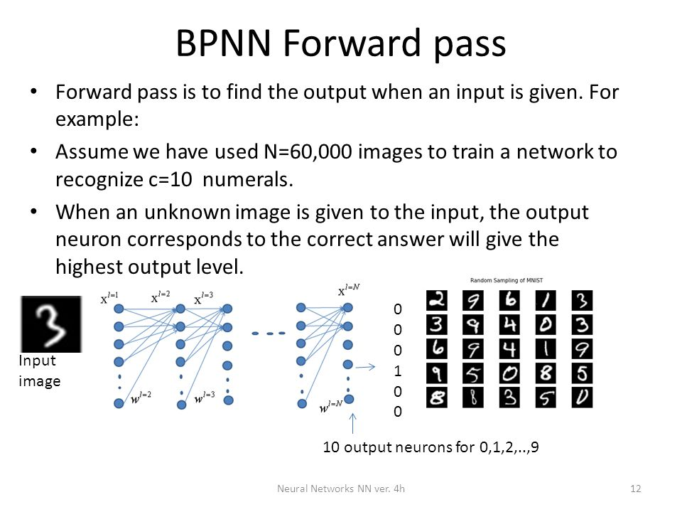 Chapter 7 Introduction to Back Propagation Neural Networks
