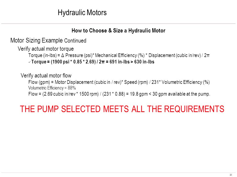 how to choose sump pump size
