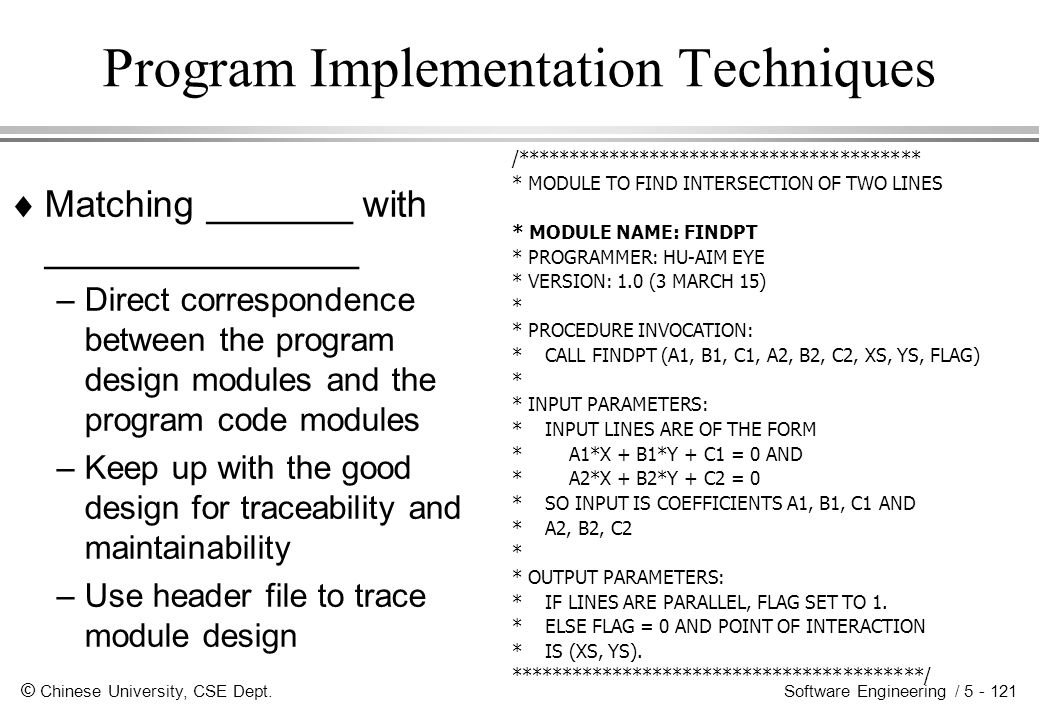 Software Engineering Topic 5 Software Design Ppt Download