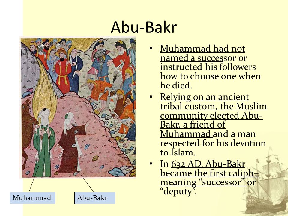 Bellwork How did Islam create a sense of unity amongst the