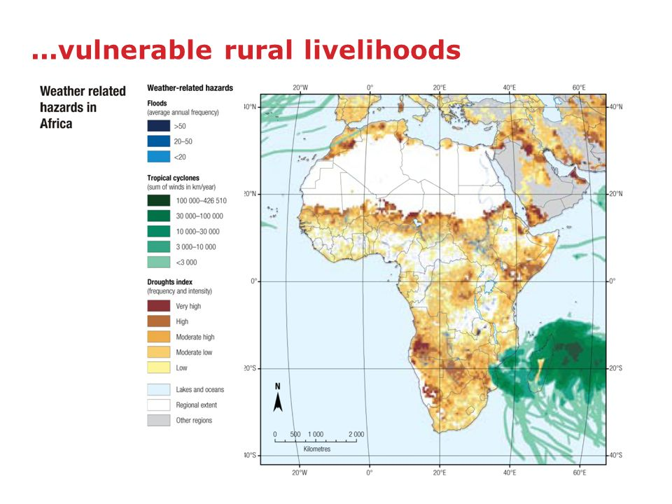 ...vulnerable rural livelihoods