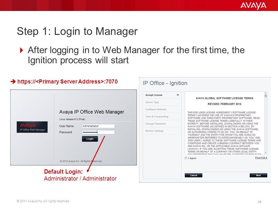 IP Office Server Edition Instalacja i zarządzanie - ppt download