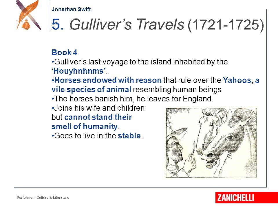 gullivers travels horses