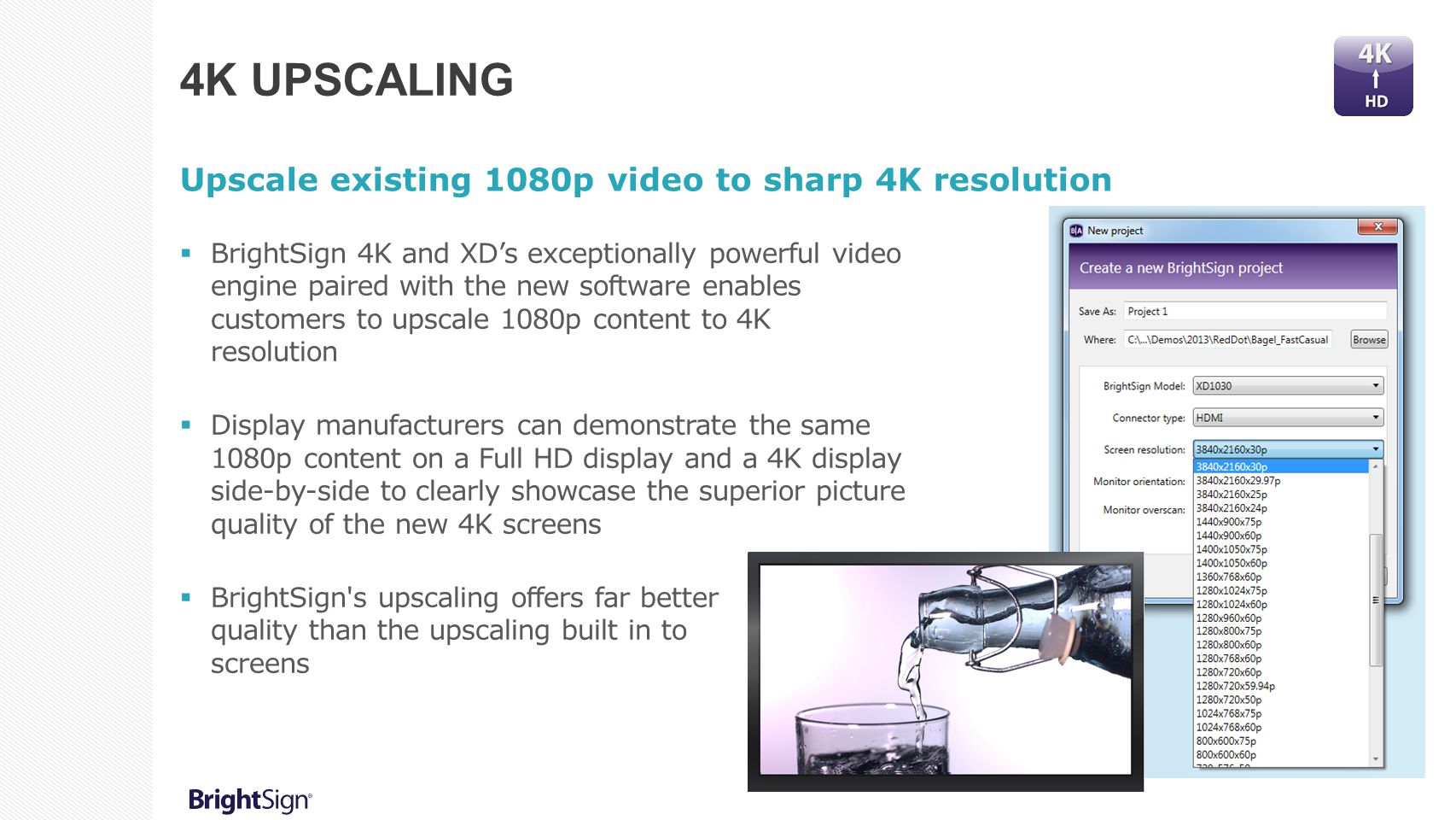 From the market leader in digital signage players - ppt download