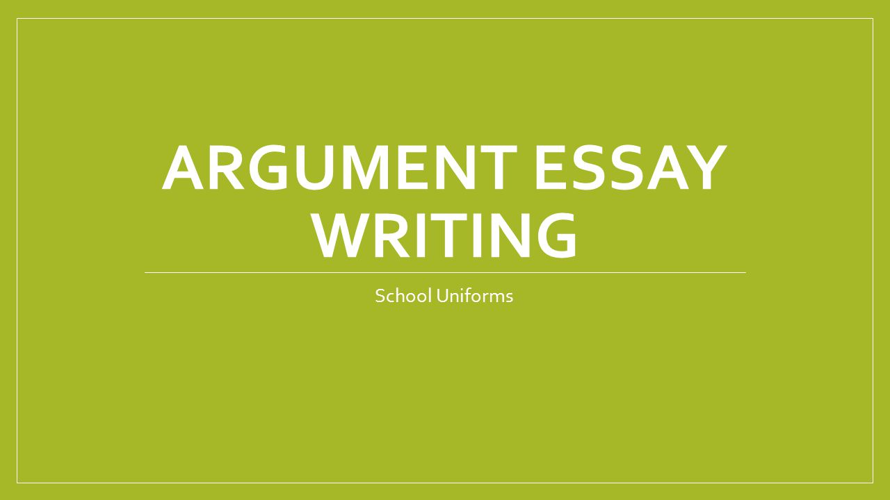 argument essays on technology Here are some argumentative essay topics on technology: the increasing use of social media in personal, business and marketing fields is the use too much.