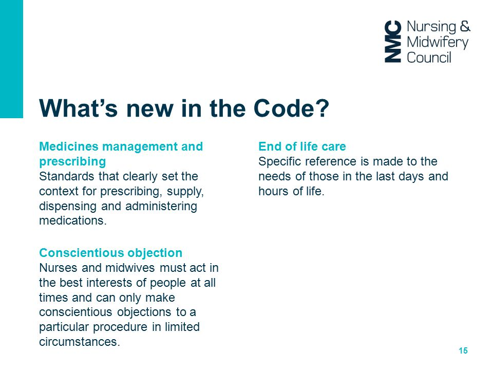 What's new in the Code