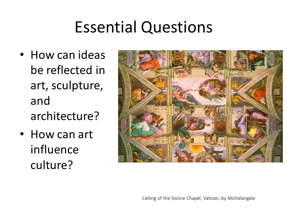 Guided Reading Lesson 2 Ideas And Art Of The Renaissance