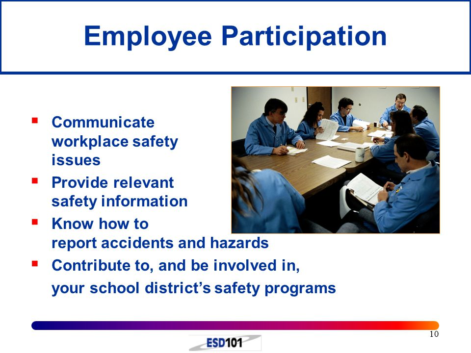 Employee Participation