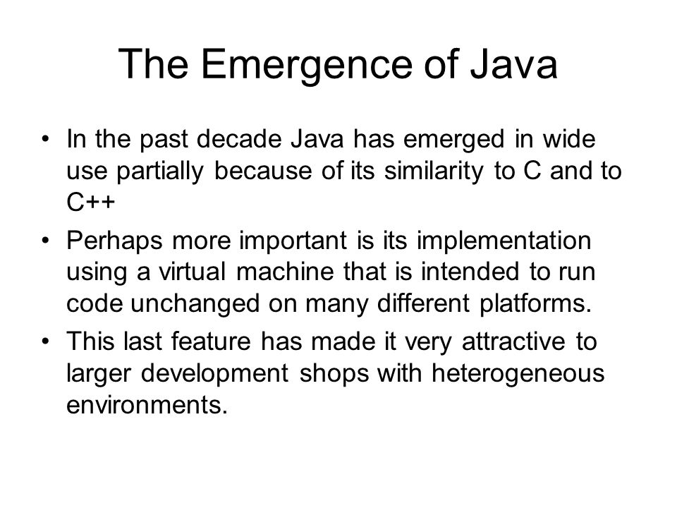 Object Orientated Programming - ppt video online download