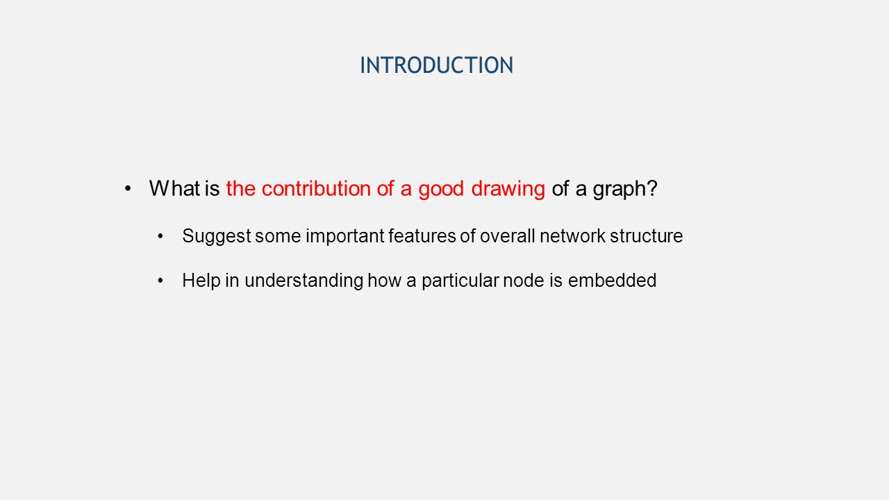 Working with NetDraw to Visualize Graphs - ppt video online